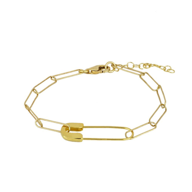PULSERA SAFE GOLD