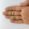 ANILLO CHANLA GOLD