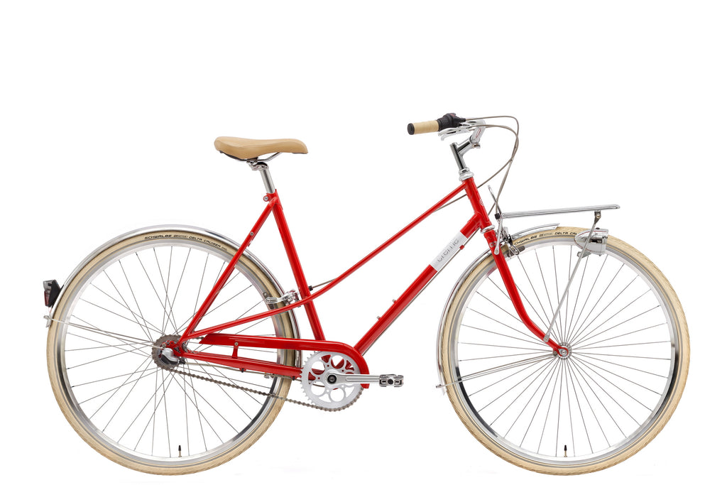 Creme Cycles Caferacer Solo (3-Speed) - Women's
