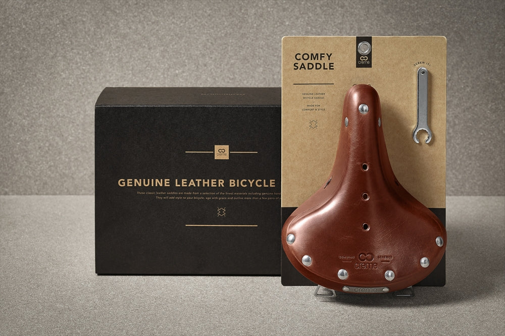 A Very Comfy Mens Saddle