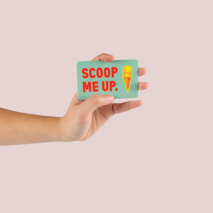 Gift Card - Scoop Me Up