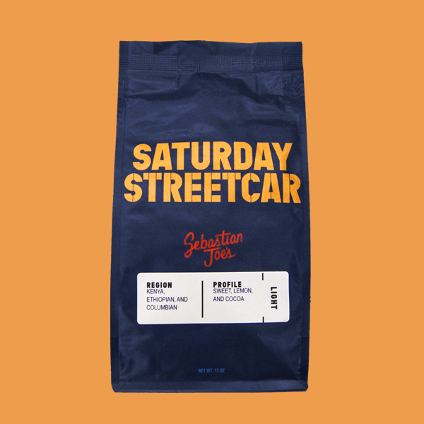 Satruday Streetcar - Light Roast