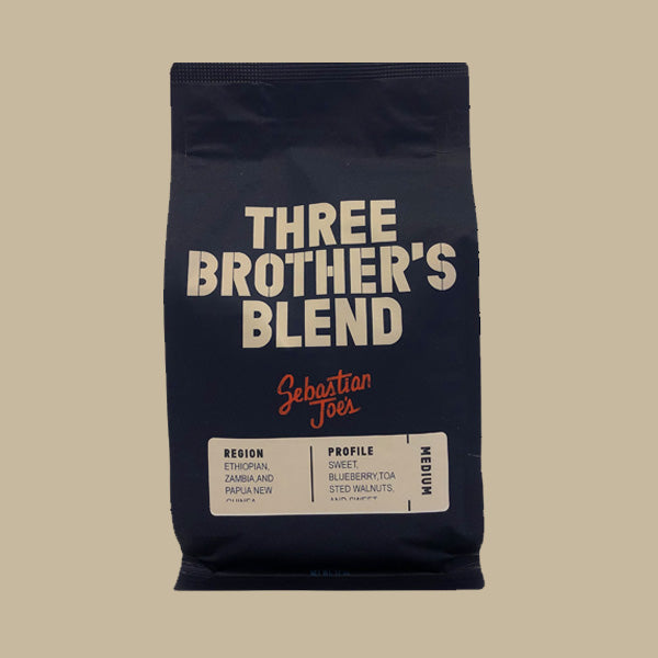 Three Brothers Blend - Medium Roast
