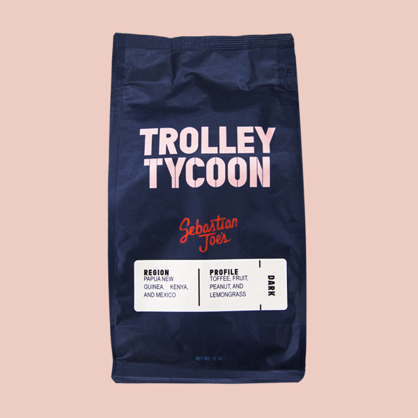 Trolly Tycoon - Dark Roast
