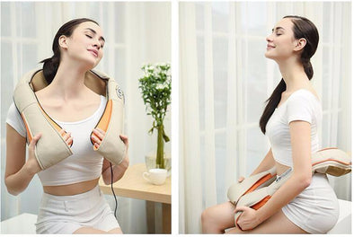 Heated Body Massager