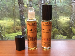 Boreal Forest Perfume Oil