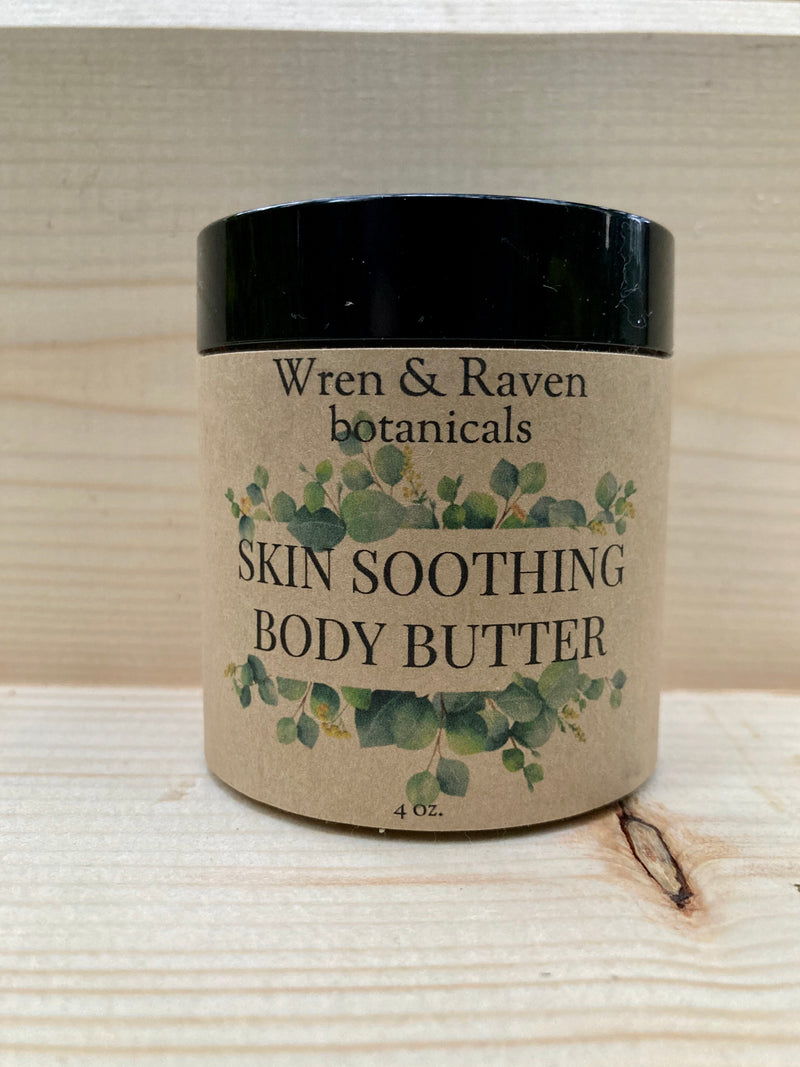 Skin Soothing Body Butter