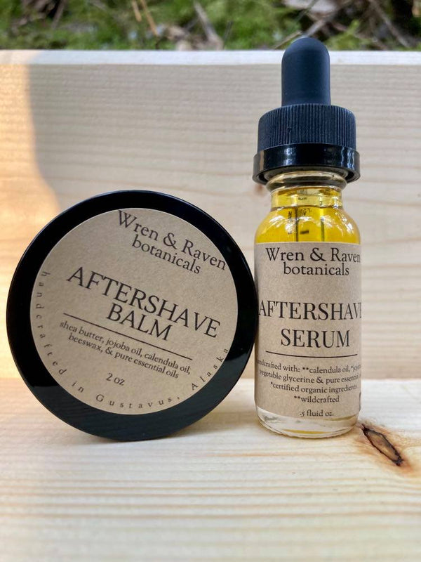 Aftershave Set