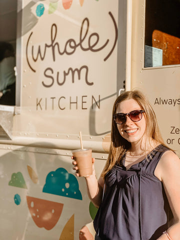 Annie's Zero Waste Journey with eco-friendly Bamboo Switch Bamboo Straws
