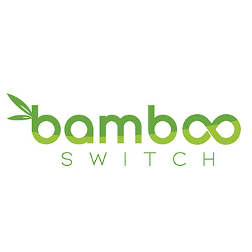 wholesale bamboo switch logo
