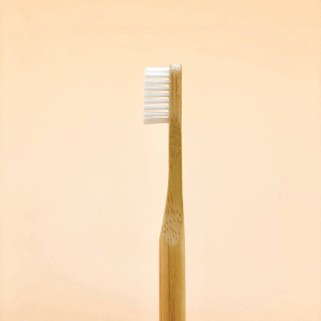 Sustainable Eco friendly Bamboo toothbrush