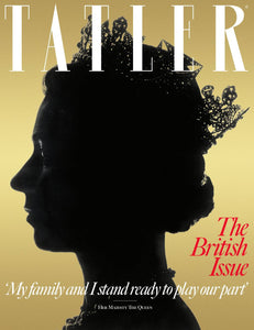 Henrietta Spencer - TATLER - June Edition 2020