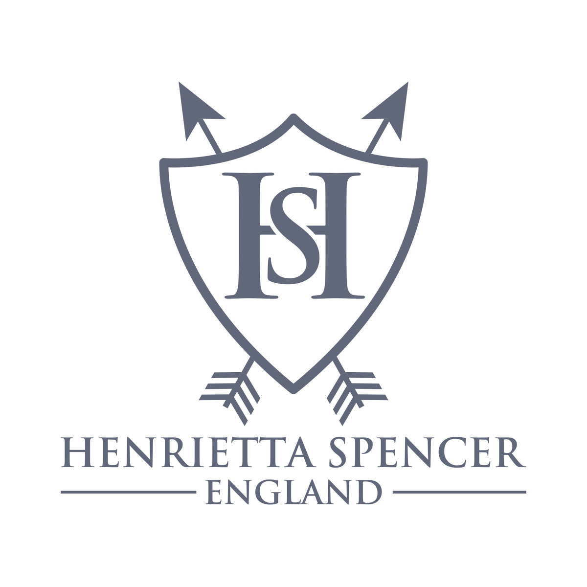 Henrietta Spencer Basket Bags Logo