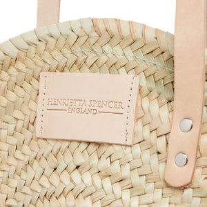 Henrietta Spencer Basket Bags and straw bags wholesale