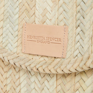 Basket Bag Clutch Close Up from Henrietta Spencer