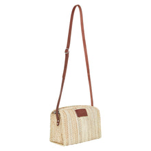 Henrietta Spencer natural straw basket bags