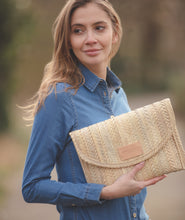 The Ascot (Clutch Basket Bag)