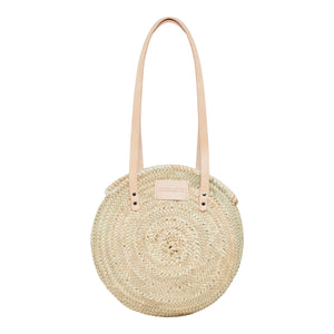 Henrietta Spencer Basket bags round with zip
