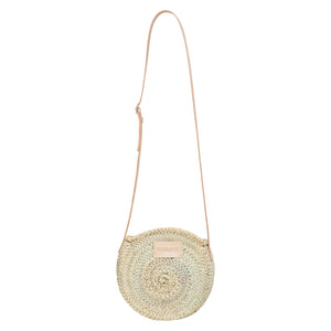 The Framlingham Small Basket Bag By Henrietta Spencer