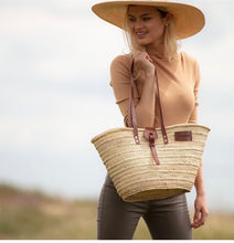 The Somerset  (Classic Basket Tote)