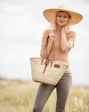 straw bag | Henrietta Spencer