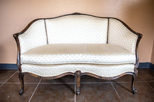 Vintage Diamond Couch