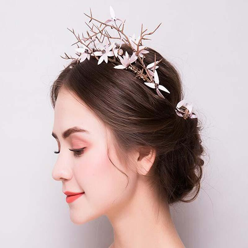 Wedding Party Accessories, Charming Wedding Headpiece, Wedding Headpiece, VB0606