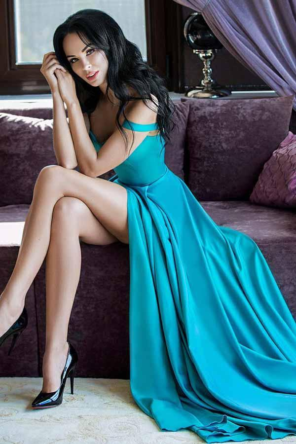 2019 Straps Turquoise Side Slit Simple Long Evening Prom Dresses, QB0409