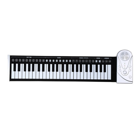 Portable Roll Up Electronic Piano - Nick's Music Store