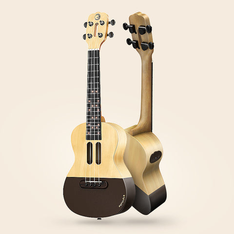 Image of Smart Ukulele Connect-To-Phone - Nick's Music Store