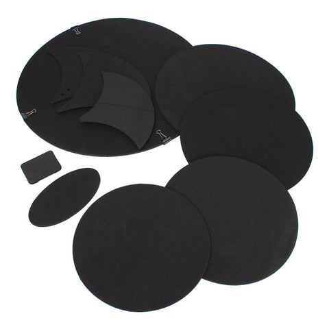 Silencer Drumming Rubber Pad