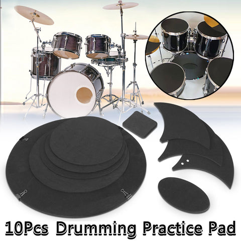 Image of Silencer Drumming Rubber Pad