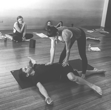 ADVANCED TEACHER TRAINING SERIES - 50-HOUR HANDS-ON ASSISTS  - 2019 JAN 4 - 6 WKND 1  &  JAN 11 - 13 WKND 2