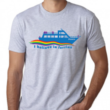 I Believe in Ferries, Ptown Edition Tee