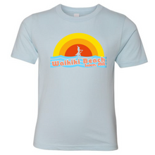 Waikiki Beach Salem Kids Tee