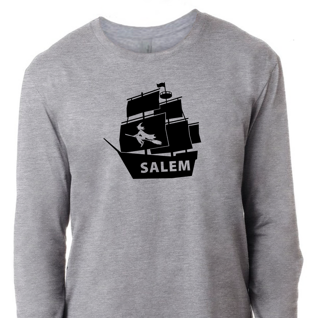 Witch Ship Long Sleeve T-Shirt