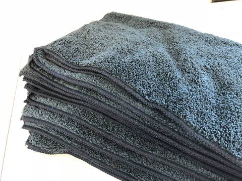 HydroSilex High Quality Microfiber Towels (10 Pack)