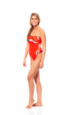 Granada One Shoulder Swimsuit