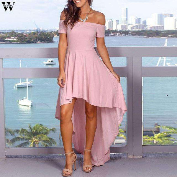 2019 summer sexy asymmetrical bodycon club women elegant party dresses casual  ladies dress vestidos verano plus size  Dec10