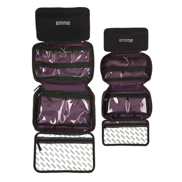 EMME Complete Set - Cosmetic and Toiletries Travel Bags