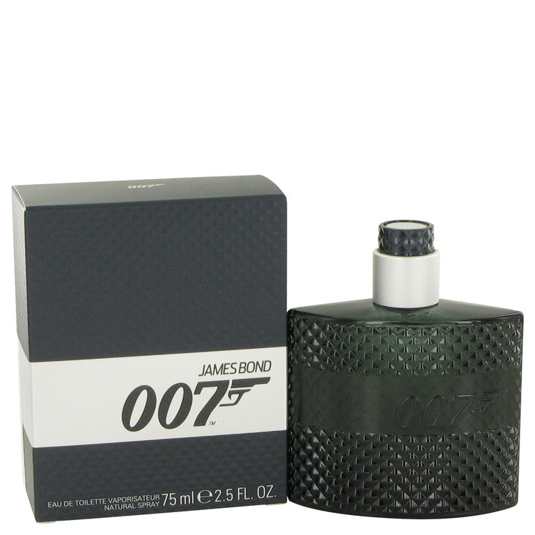 007 by James Bond Eau De Toilette Spray 2.7 oz