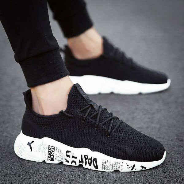 Men Casual Shoes Breathable Fashion Sneakers Man Shoes Tenis Masculino Shoes Zapatos Hombre Sapatos Outdoor Shoes Brand 45 46