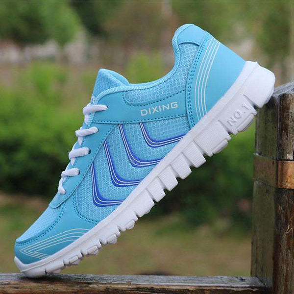 Women Shoes Super Light Women Sneakers Air Mesh Tenis Feminino Women Casual Shoes Vulcanize Breathable Trainers White Sneakers