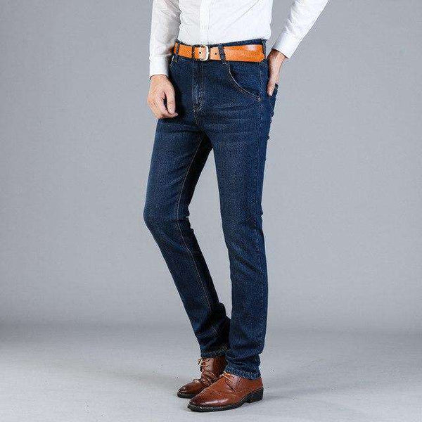 fashion Designer Jeans Winter Mens Jeans Brand Jean Slim Homme Plus Size Pants Denim Casual Jean Men Pants