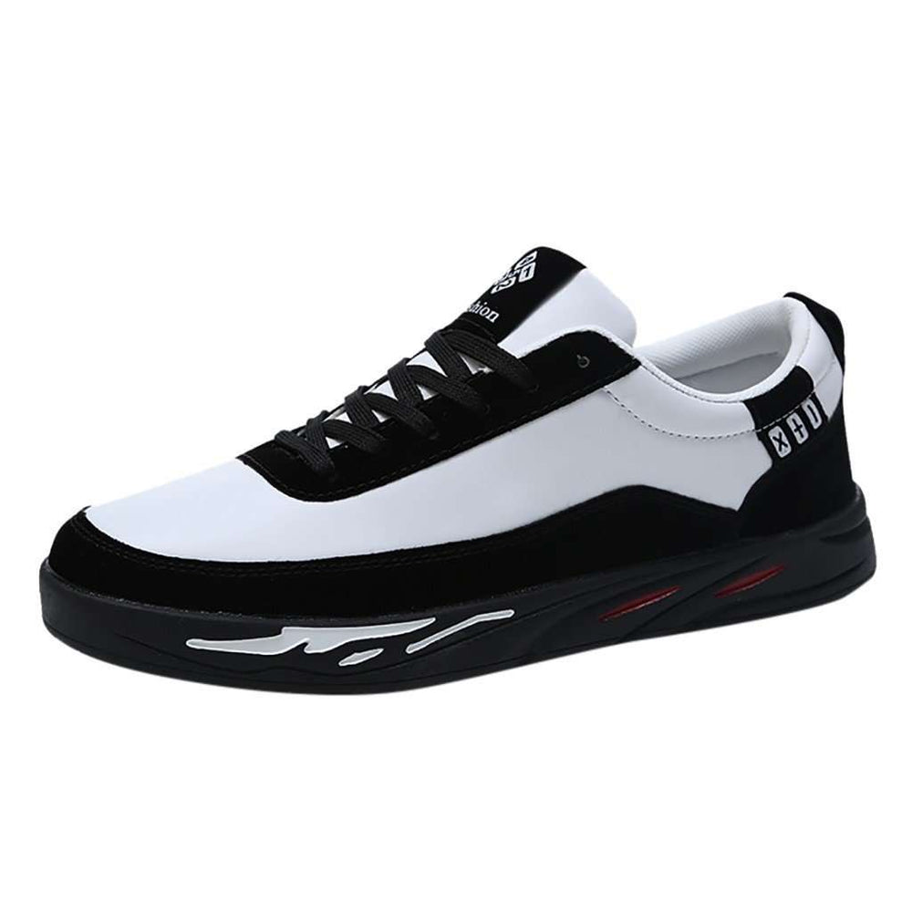 Sneakers Men Shoe Student Running Hiking Shoes Casual Shoe Lace-Up Low Shoes