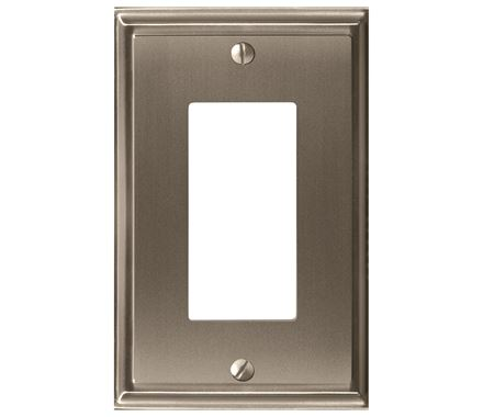 Mulholland 1 Rocker Wall Plate