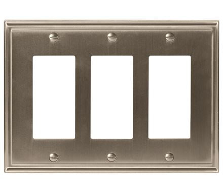 Mulholland 3 Rocker Wall Plate