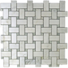 PEARL WHITE BASKETWEAVE