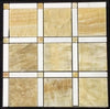 "HONEY ONYX 3/4"" X 3/4"" X 12"" PENCIL MOLDING POLISHED"
