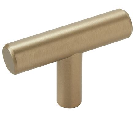 BAR PULLS 1-15/16in(49mm) Overall Length Knob
